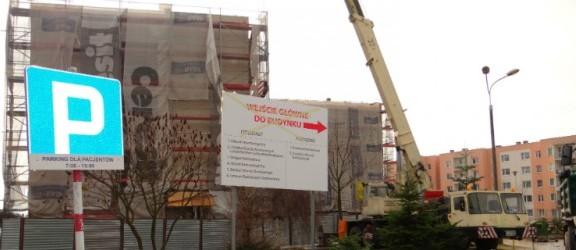 Dalsze remonty w Wojewódzkim Szpitalu Zespolonym