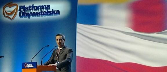 Jerzy Wcisła oficjalnym kandydatem do Parlamentu Europejskiego