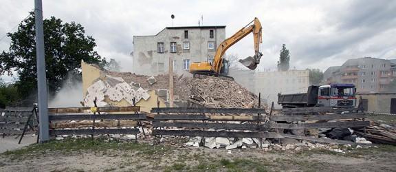 Wyburzą stare kamienice, by w ich miejscu postawić nowe