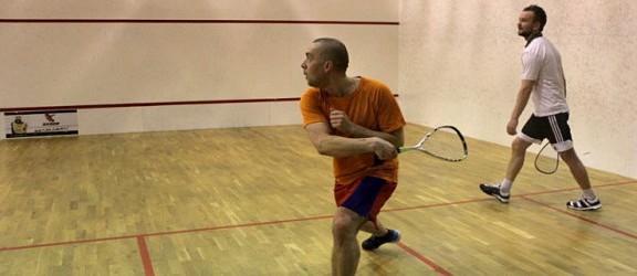 W kwietniu w squasha najlepiej grał Radosław Łuczak