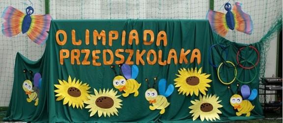 Olimpiada Przedszkolaka w SP nr 1