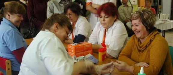 Akcja profilaktyczna w szpitalu wojewódzkim