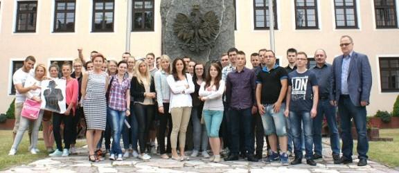 Wyższa Szkoła Policji w Szczytnie gościła studentów PWSZ