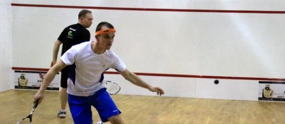 Radosław Łuczak zwycięzcą ligi squasha