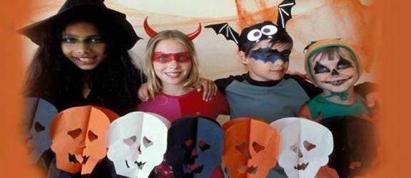 Zabawy na Halloween. Mamy kilka ciekawych pomysłów dla Twojego dziecka