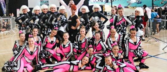 Cheerleaderki z Cadmans wracają z tytułem Mistrza Europy