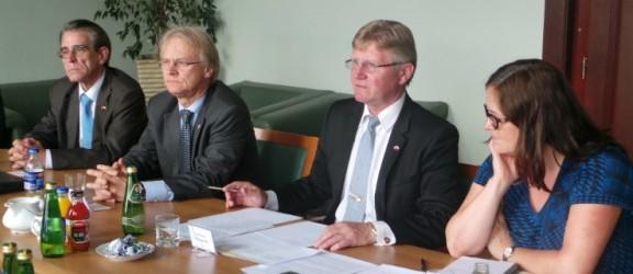 Przedsiębiorcy z Norwegii chcą inwestować w naszym regionie