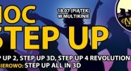 ENEMEF: NOC STEP UP - wygraj bilety do kina