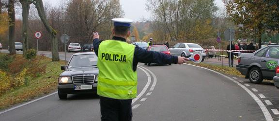 Policyjna akcja Znicz 2012. Na drogach będzie więcej patroli