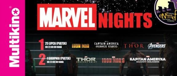 ENEMEF: Podwójna Noc Marvela - wejdź i zgarnij 5 biletów!