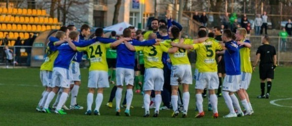 Zespoły rezerw Olimpii i Concordii w V lidze