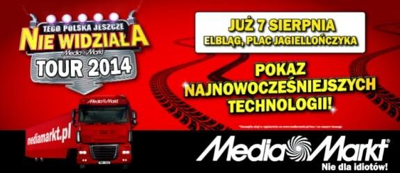 Media Markt odwiedzi Elbląg. Przyjedzie mobilny sklep