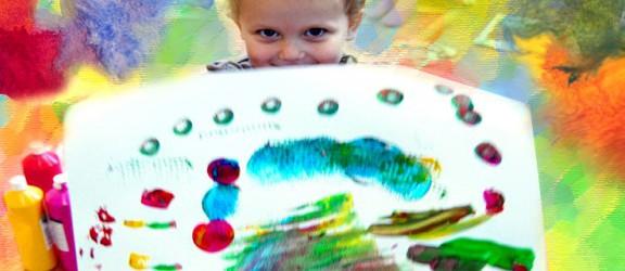 Konkurs plastyczny dla maluchów, które kochają wodę