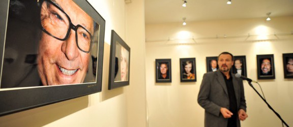 Fotografie celebrytów autorstwa Henryka Pietkiewicza - wystawa