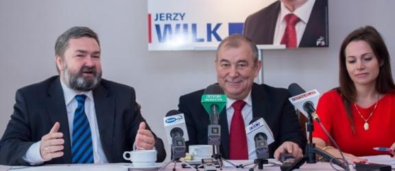 Jerzy Wilk oficjalnym kandydatem na prezydenta