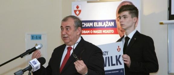 Elbląski PiS zaprezentował program i kandydatów na radnych