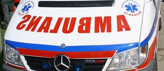 Szpital wojewódzki zakupi nowy ambulans