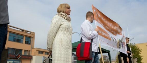 Maria Kosecka: Szanujmy żywność, wiele osób głoduje