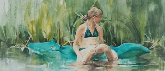 Malarstwo Anny Orbaczewskiej w Galerii ZUM