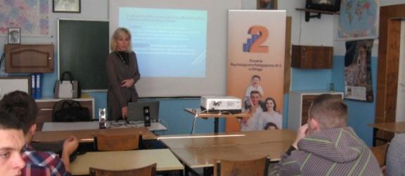 Poradnia Psychologiczno-Pedagogiczna pomaga znaleźć pracę