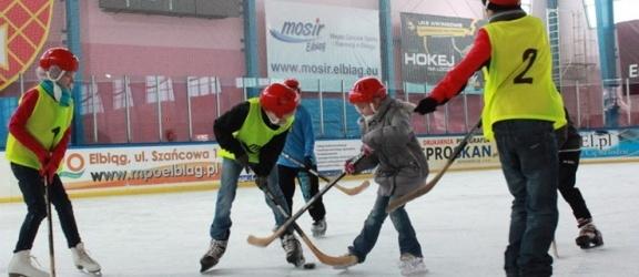 Zagraj w hokeja z Wikingami i MOSiR-em