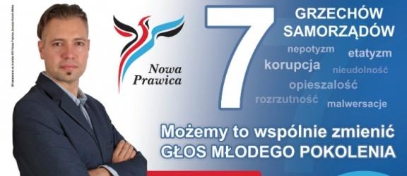 Michał Szydlarski pyta: dlaczego nie głosujecie na młodych ludzi?