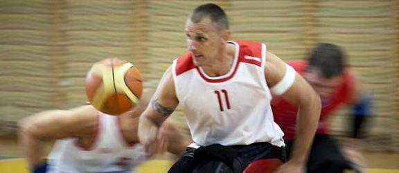 Pokaz filmu o niepełnosprawnych koszykarzach