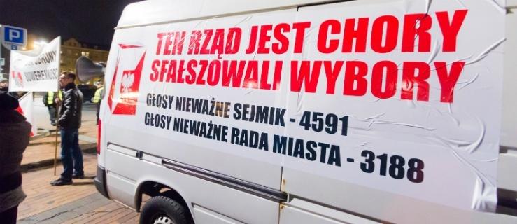 Wątpliwości wyborców: 22 protesty wyborcze – Elbląg. 44 protesty – Olsztyn