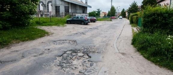 Zamiast remontu ulic przy Częstochowskiej będzie remont… Sienkiewicza i Orzeszkowej
