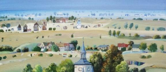 Krajobrazy intymne Benedykta Kroplewskiego w Galerii ZUM