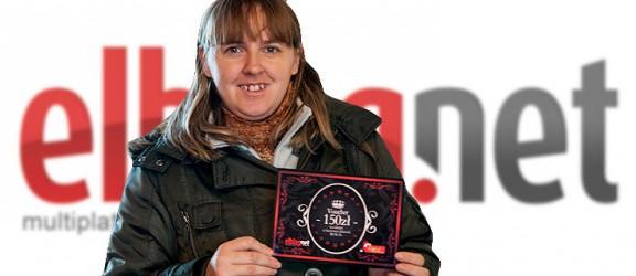 Katarzyna Matuszkiewicz i jej 14-miesięczny synek wygrali voucher do Hurtowni Rokal