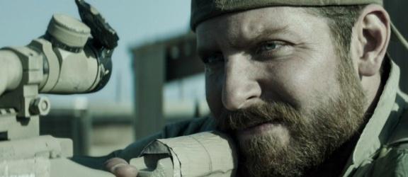 Bradley Cooper w Iraku, czyli