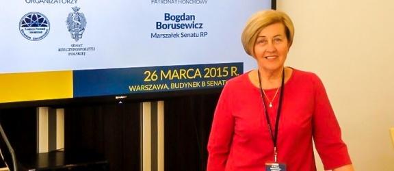 Akademicy z Elbląga na kongresie w Warszawie
