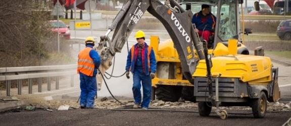 Pięć miesięcy utrudnień, czyli wiadukt w remoncie [zdjęcia]