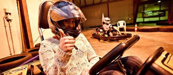 Gokarty w damskim wydaniu, czyli Ladies Carting Cup. Emocje sięgały zenitu