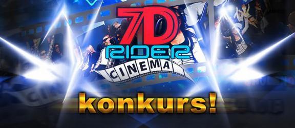 Po 3 bilety do Bajlandii i kina 7D Rider