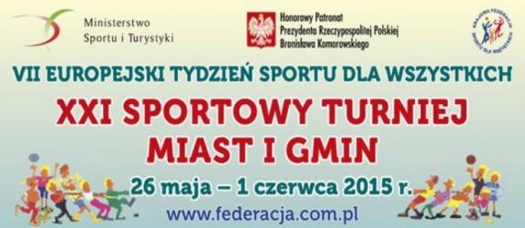 Weź udział w Europejskim Tygodniu Sportu dla Wszystkich