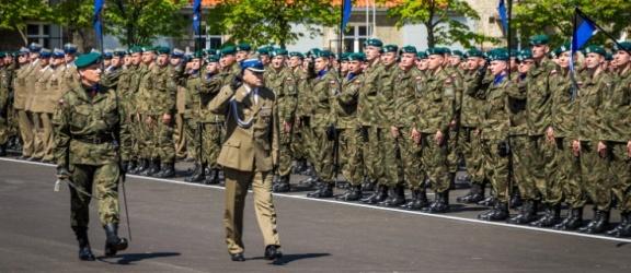 Tak żołnierze świętowali rocznicę powstania Batalionu Dowodzenia