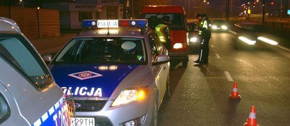 Policjanci zatrzymali 4 pijanych kierowców. Rekordzista miał 2,18 promila