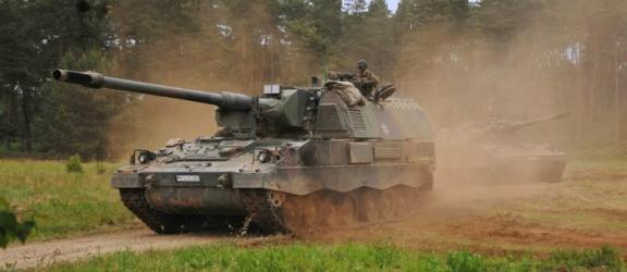 """""""SABER STRIKE - 15"""" – strzelania bojowe"""