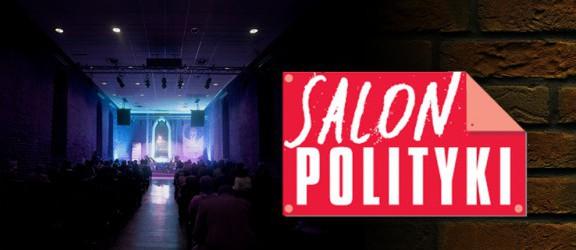 Salon Polityki - rozmowy o czytaniu, gościem będzie Justyna Sobolewska