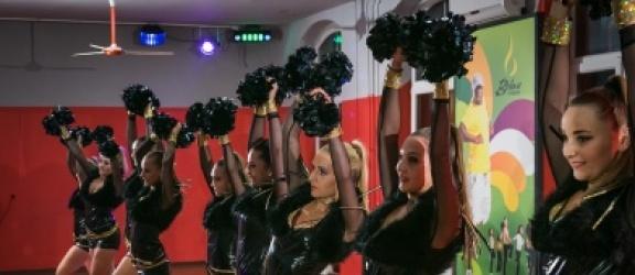 Cheearleaderki z Cadmansa wytańczyły trzy złote tytuły