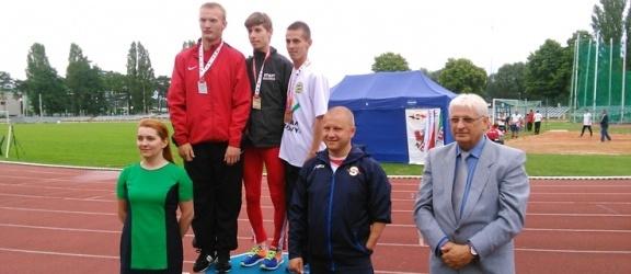 Brązowy medal dla zawodnika z IKS ATAK