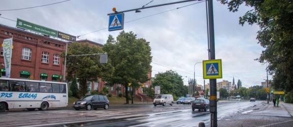 Najniebezpieczniejsze przejście w Elblągu zostanie oświetlone
