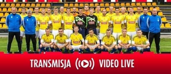 Olimpia Elbląg – Jagiellonia II Białystok LIVE na Youtube