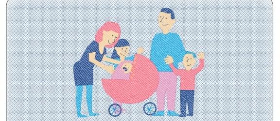 Mniej niż 6% elblążan posiada Kartę Dużej Rodziny