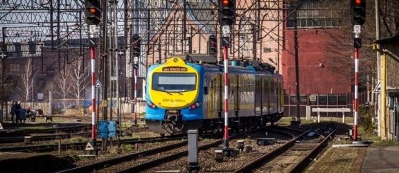 Wypadek na dworcu w Malborku. Pociąg nie wyhamował na peronie