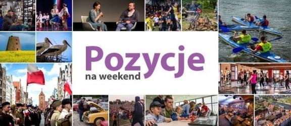 Pozycje na weekend – 4, 5, 6 września