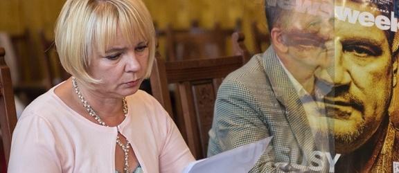 """Newsweek: Kosecka to stały rezydent uzdrowiska """"Bałtyk"""""""