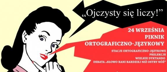 Piknik ortograficzno-językowy w
